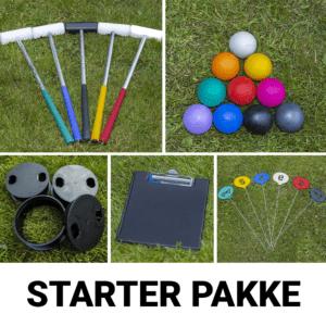 Krolf Starter Pakke.