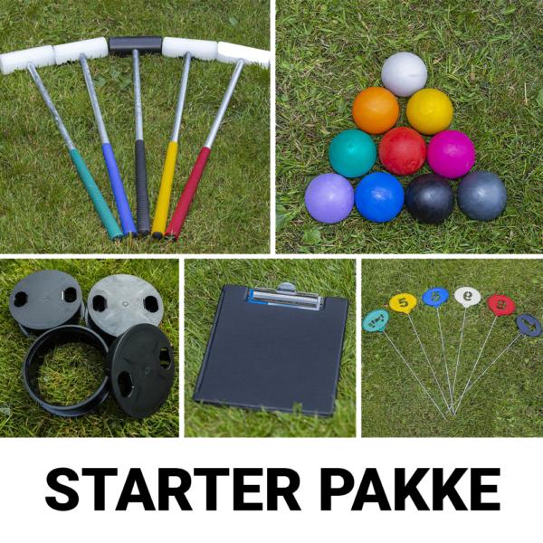 Starter Pakke 1